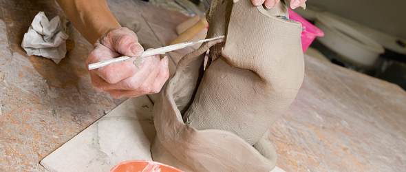 Clay – Hand Sculpting