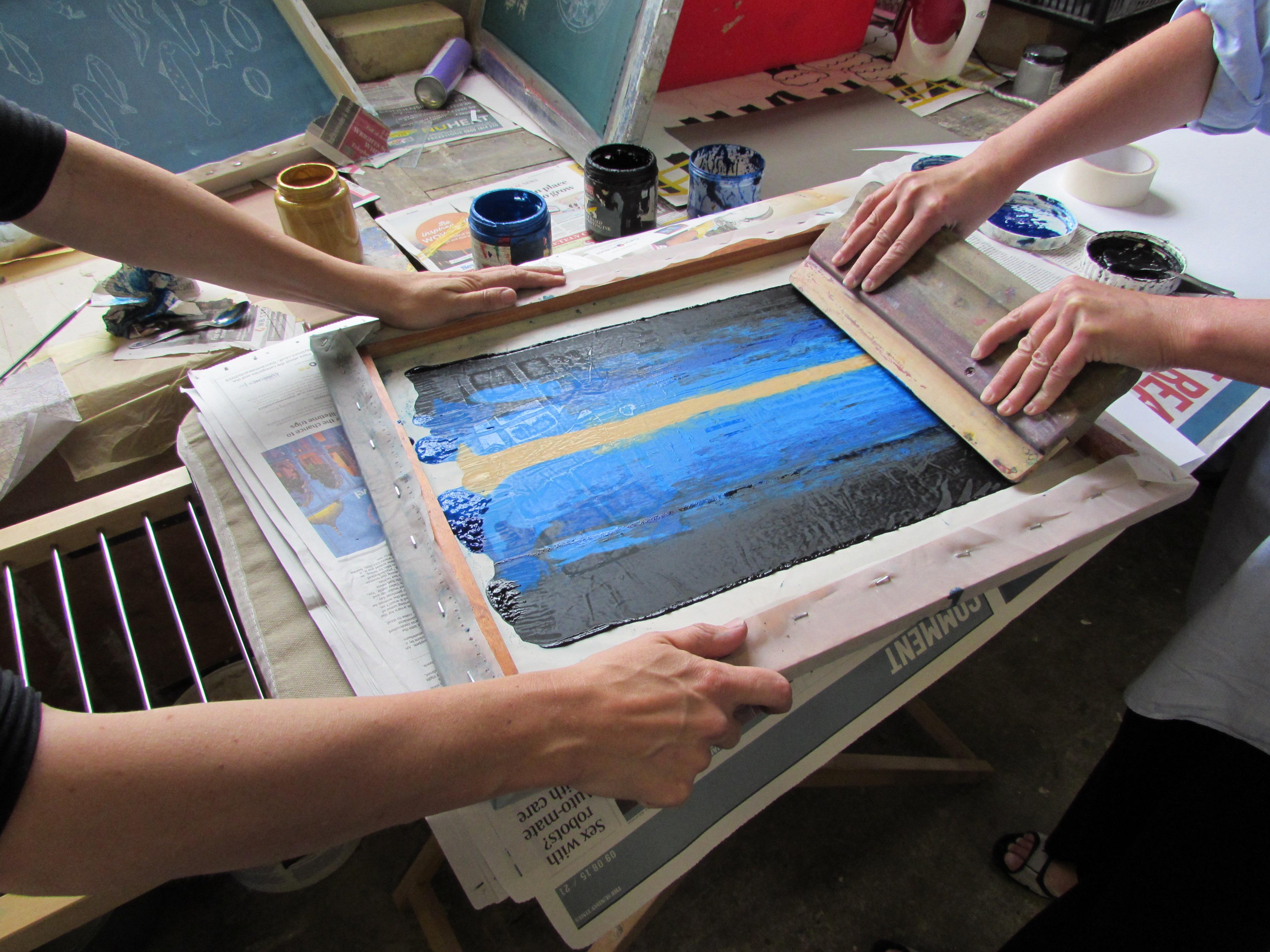 Basic Screen Printing